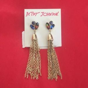 Gorgeous tassels and gems 💎